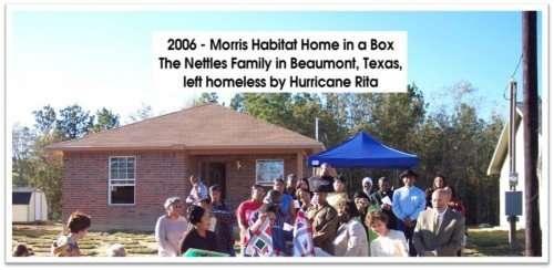 Beaumont Texas Morris Habitat For Humanity