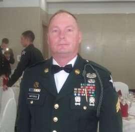 Sergeant Edward Sartorius