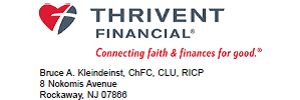 Thrivent Financial logo (Kleindeinst)
