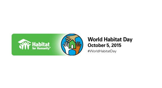 World Habitat Day 2015