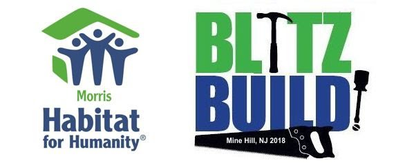 Blitz Build Mine Hill 2018 logo