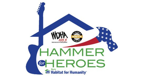 Hammer for Heroes 2018 logo