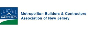 Metropolitan Builders & Contractors Association of New Jersey logo