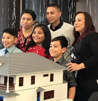 Families with Lego model of duplex
