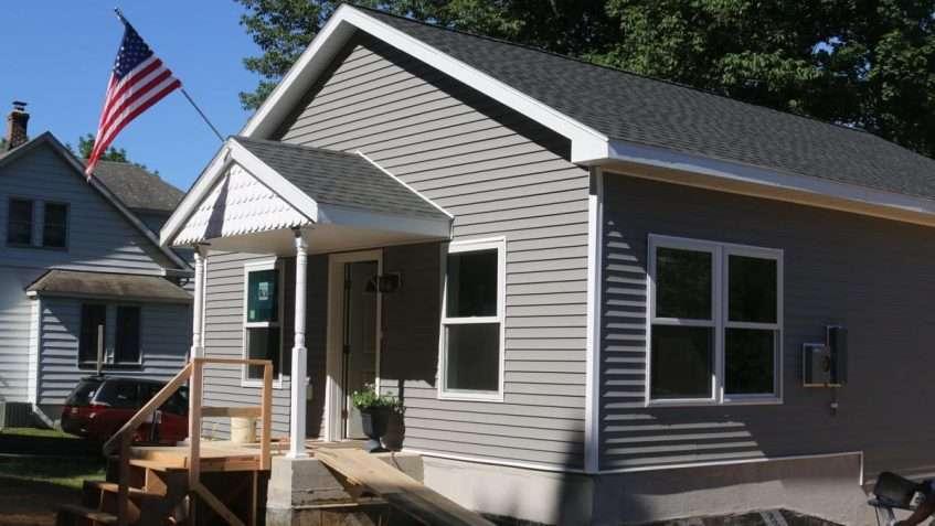 Home build in Mine Hill, NJ