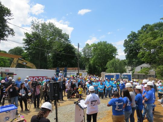 Habitat community build