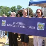home dedication in Mine Hill, NJ