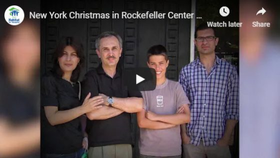 Video still of New York Christmas at Rockafeller Christmas