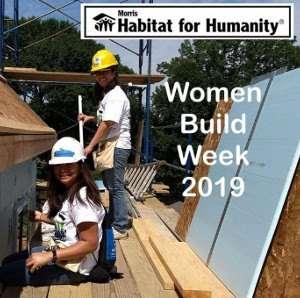 Women Build Week 2019
