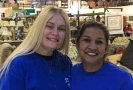 Heather Seelinger & Farina Salim-Jones