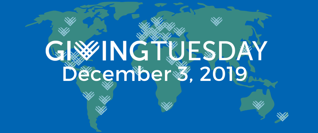Giving Tuesday 2019 banner