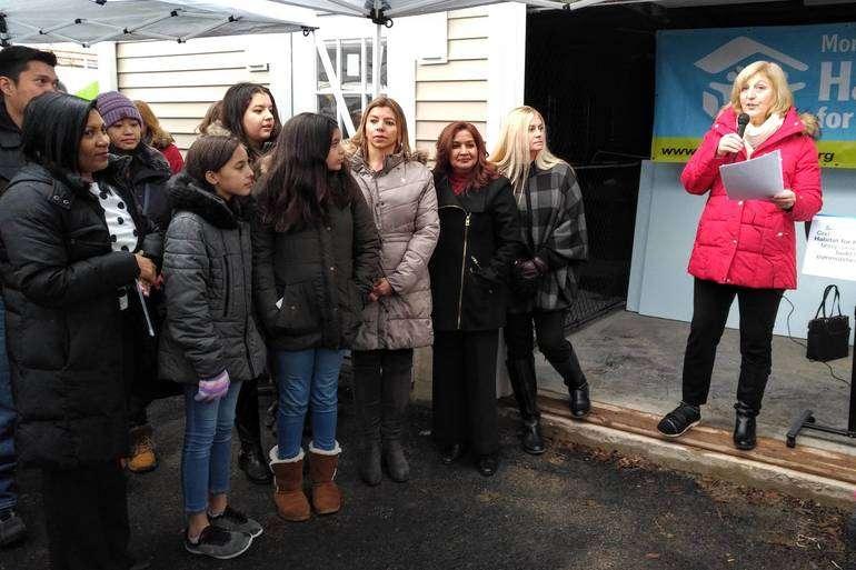 Roxbury Mayor to New Project's Residents