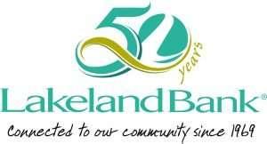 Lankland Bank 50 years logo