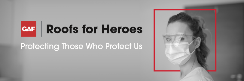 GAF Roofs for Heroes
