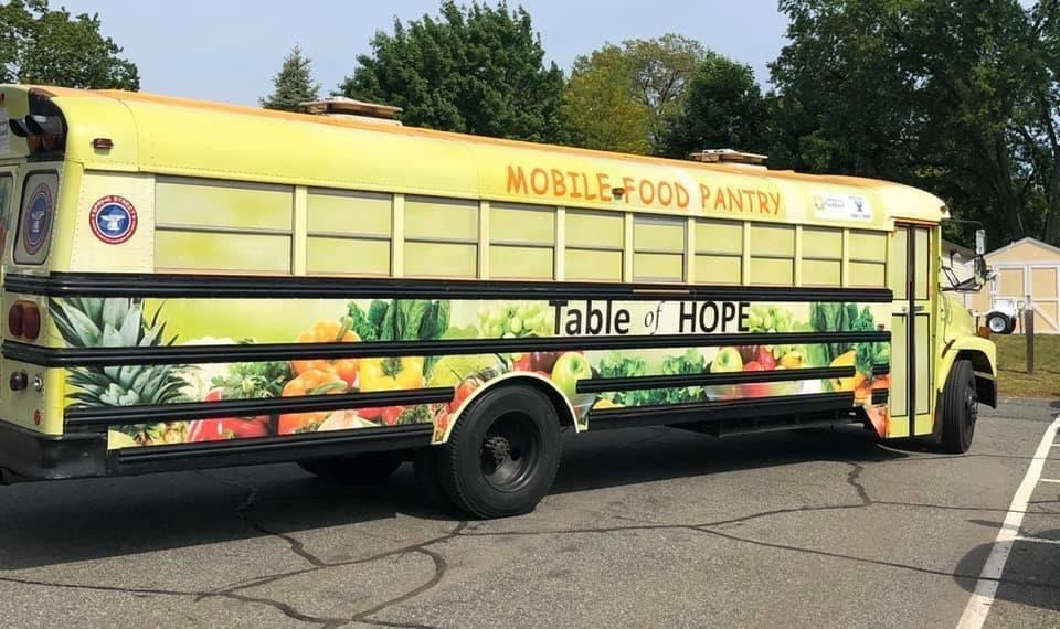 Table of Hope Mobile Food Pantry