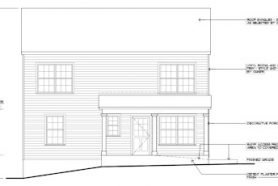 Parkway front elevation