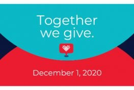 Giving Tuesday 2020 logo