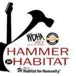 Hammer for Habitat logo