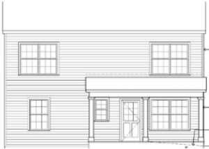 3 Settlers Ridge Court front elevation